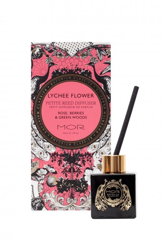 MOR – LYCHEE FLOWER PETITE REED DIFFUSER