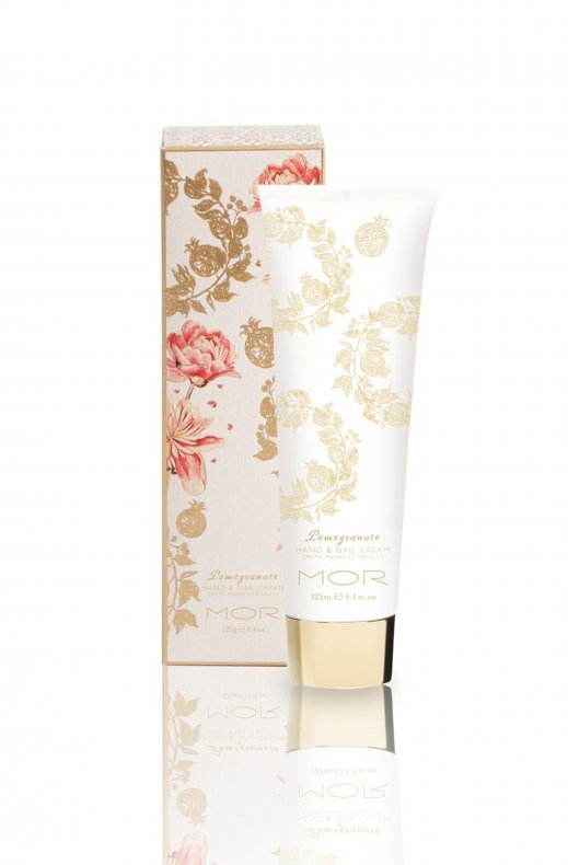 MOR - POMEGRANTE HAND & NAIL CREAM 125 ML
