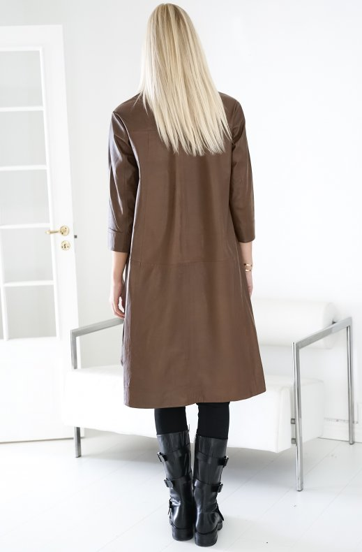 MUNDERINGSCOMPAGNIET - CHILI DRESS LEATHER MONKS ROBE