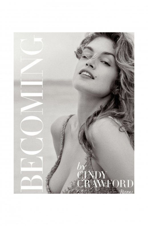 NEW MAGS - Becoming by Cindy Crawford