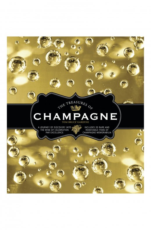 NEW MAGS - The Treasures of Champagne
